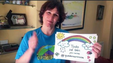 Photo of O profesorado do CEIP Condesa de Fenosa do Barco envía un vídeo de ánimo para o seu alumnado