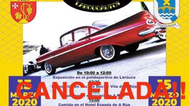Photo of Tamén se cancela a concentración de clásicos Concello de Larouco prevista para este domingo
