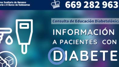 Photo of Créase unha liña de comunicación directa para atender as necesidades dos pacientes con diabete