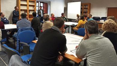 Photo of Encontro en Valdeorras para desenvolver a estratexia de dinamización das comarcas vitivinícolas galegas