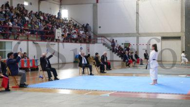 Photo of Numerosa participación no II Memorial José Puente de Karate, no Barco