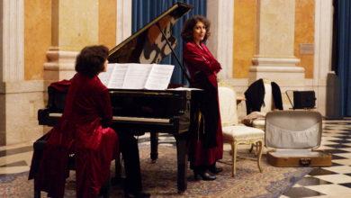 """Photo of Lucía Álvarez e Rosa Torres-Pardo presentan """"A Rosalía. Dúo de piano e voz emocionada"""" en Lisboa"""