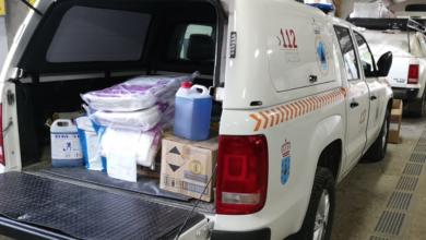 Photo of A Xunta entrega material de protección aos concellos de San Xoán de Río, Manzaneda e Trives