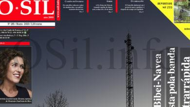 Photo of Xa está na rúa o número de marzo do Periódico O Sil