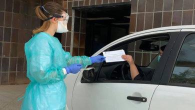 Photo of O Hospital de Valdeorras terá a partir de mañá un punto de recollida de mostras para facer o test COVID-19 sen baixarse do coche