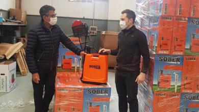 Photo of O Concello de Sober entregará de forma gratuíta sulfatadoras aos 25 concellos da Ribeira Sacra