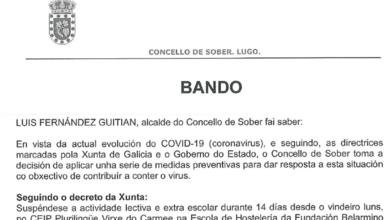 """Photo of A XL Feira do Viño do Amandi suspéndese """"de xeito provisional"""" ante o coronavirus"""