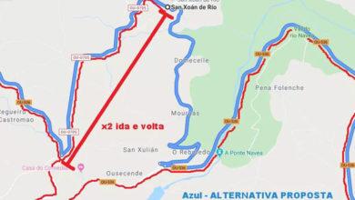 Photo of As localidades de Domecelle, Mouruás e Reboledo (Río) terán bus directo a Ourense