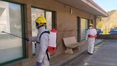 Photo of Operativo de desinfección en 12 residencias de maiores na provincia de Ourense