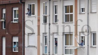 Photo of Sesión de música dende a fiestra, a mellor medicina durante o confinamento