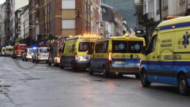 Photo of Os servizos de emerxencias e a Policía Local do Barco percorren a vila dando ánimos á poboación