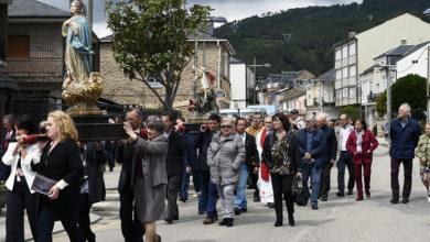 Photo of Este ano a imaxe de San Xurxo non sairá polas rúas de Vilamartín no mes de abril