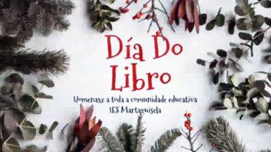 Photo of Un conto a partir de obras en galego para homenaxear á comunidade educativa do IES Martaguisela co gallo do Día do Libro