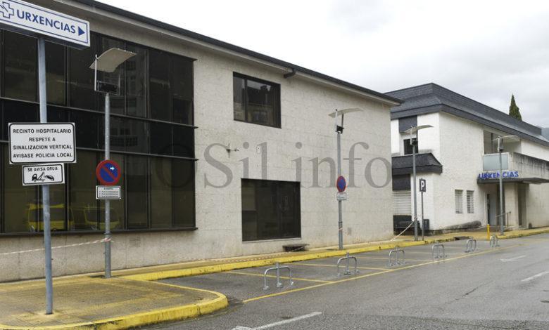 Photo of Repuntan a 5 os ingresos por coronavirus no Hospital de Valdeorras