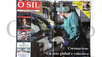 Photo of Xa está na rúa o número de abril do Periódico O Sil