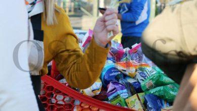 Photo of Os veteranos do C.D. Rúa recadan cartos para mercar comida a varias familias