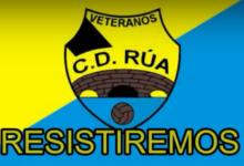 Photo of Emotivo vídeo de ánimo dos veteranos do C.D. Rúa