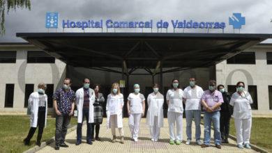 """Photo of O Hospital de Valdeorras prepárase para a """"desescalada"""" e a volta á actividade normal"""