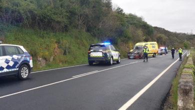 Photo of Unha persoa resulta ferida nun accidente de tráfico en Trives