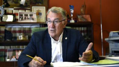 """Photo of Alfredo García, alcalde do Barco: """"A intervención da residencia de maiores era necesaria e xa se pedira dende o Concello"""""""