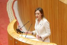 Photo of A conselleira de Política Social explicaba no Parlamento as medidas tomadas no seu departamento fronte ao coronavirus