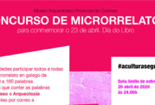 Photo of O Museo Arqueolóxico P. de Ourense convoca un concurso de microrrelatos