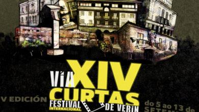 Photo of O Festival Internacional de Curtas de Verín presenta o cartel da V edición que se celebrará entre o 5 e o 13 de setembro