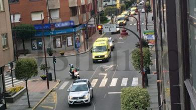 Photo of A Policía Local e os servizos de emerxencias do Barco homenaxean á cidadanía