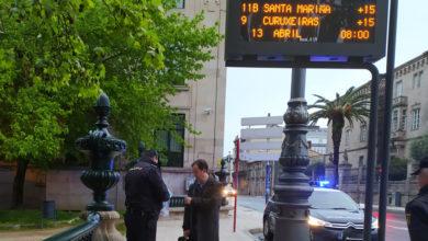 Photo of Reparto de mascarillas nas estacións de tren e autobuses a cidade de Ourense e nas principais paradas de bus urbano