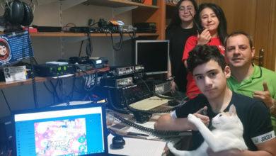 Photo of Nenos e maiores únense na corentena a través dunha iniciativa dos Radioafeccionados de Trives e de Padrón