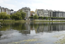 Photo of Xornada de pesca no río Sil ao seu paso polo Barco de Valdeorras