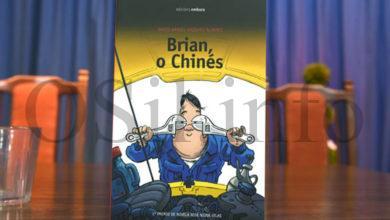 """Photo of """"Brian, o Chinés"""" do valdeorrés David Vázquez, unha das obras gañadoras do certame literario Frei Martín Sarmiento"""