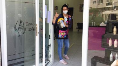 Photo of Unha quincena de perruquerías e centros de estética de Barbadás abriron de novo as portas