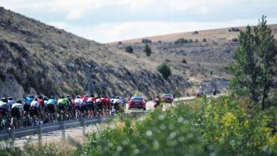 """Photo of """"La Vuelta"""" máis tardía da súa historia pasará por Ourense o 4 de novembro"""