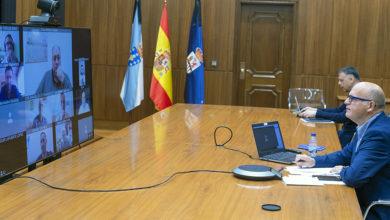 Photo of A Deputación de Ourense reúnese telematicamente coas federacións galegas para planificar a nova axenda deportiva