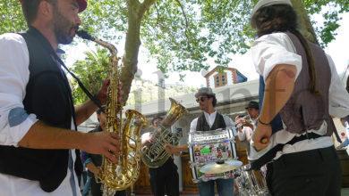 Photo of Concerto vertical a cargo de Fanfarria Taquikardia para animar o Día de Santa Rita no Barco