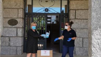 Photo of O Concello de Petín recibe a doazón de 2.000 mascarillas por parte da Adega Terriña