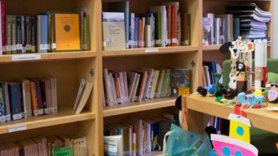 Photo of A Biblioteca de Verín reabre mañá luns o servizo de préstamo e devolucións