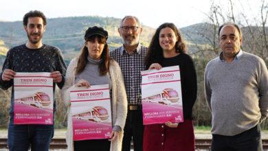 """Photo of Noa Presas critica """"o recorte de servizos ferroviarios"""" en Valdeorras anunciado polo goberno central"""