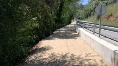 Photo of Rematadas as obras de mellora do tramo do Camiño de Inverno entre San Miguel e A Rúa