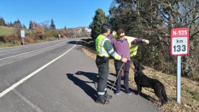 Photo of A DXT e a Garda Civil de Tráfico inician unha campaña de uso de elementos reflectores para peóns e ciclistas