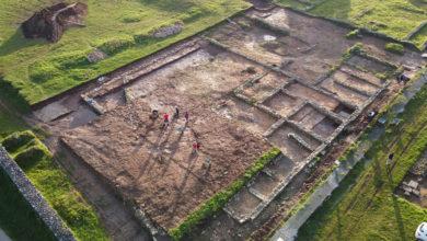 Photo of Participación ourensá na intervención arqueolóxica do campamento romano da Ciadella