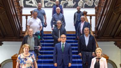 Photo of Homenaxe aos traballadores da Deputación de Ourense que se xubilan este ano, na festividade de Santa Rita