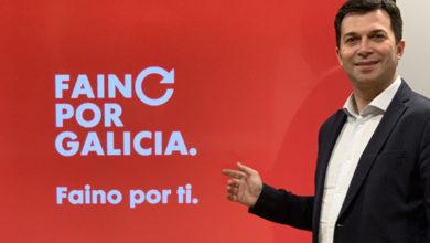 """Photo of O socialista Gonzalo Caballero asegura que """"haberá un cambio progresista na Xunta"""""""