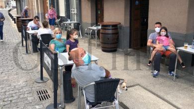 Photo of Continúa a apertura de terrazas na Rúa