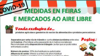 Photo of Verín retomará o 11 de maio os mercados ao aire libre de produtos agrícolas e de alimentación
