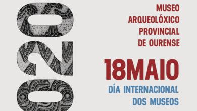 Photo of O Museo Arqueolóxico de Ourense celebrará o 18 de maio o Día Internacional dos Museos