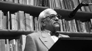 Photo of Falece Francisco González, ex presidente do Instituto de Estudios Valdeorreses e un dos seus fundadores