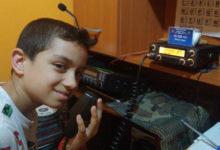 Photo of Exitosa resposta e participación internacional nun concurso dos radioafeccionados de Trives, Padrón e Fene