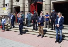 Photo of Actos en memoria das vítimas do coronavirus na cidade de Ourense